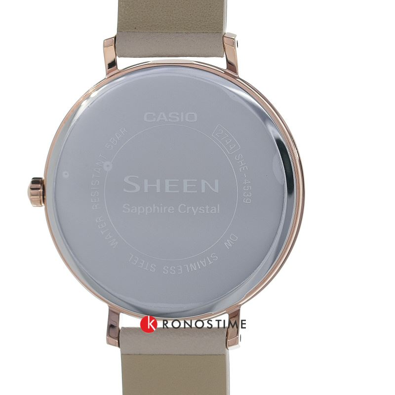 Фотография часов Casio Sheen SHE-4539CGL-7AUDF_22