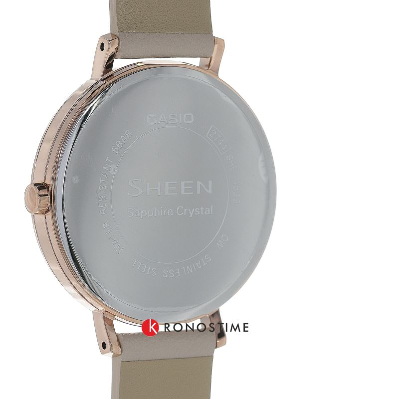 Фотография часов Casio Sheen SHE-4539CGL-7AUDF_27