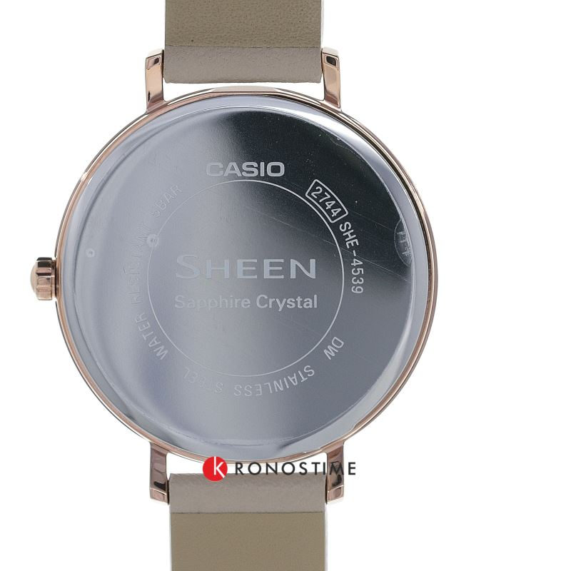 Фотография часов Casio Sheen SHE-4539CGL-7AUDF_23