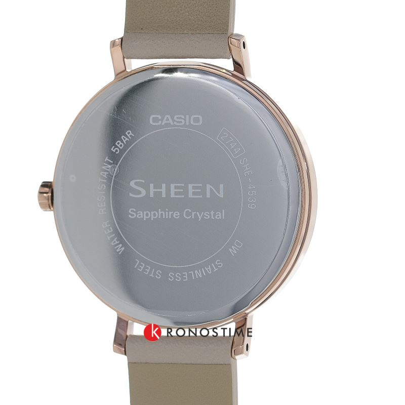 Фотография часов Casio Sheen SHE-4539CGL-7AUDF_21