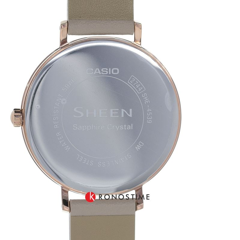 Фотография часов Casio Sheen SHE-4539CGL-7AUDF_24