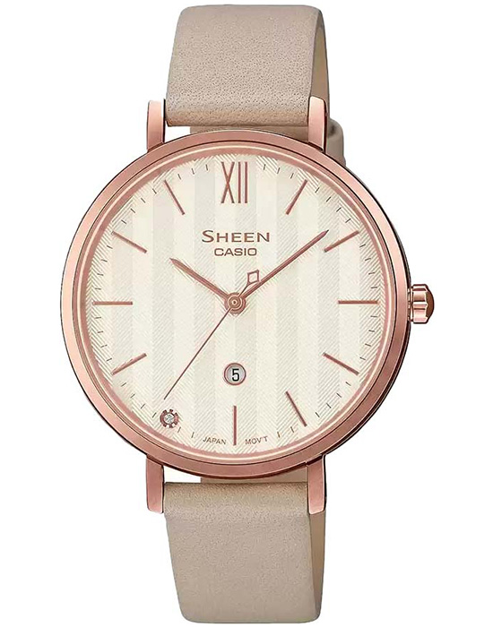 Часы Casio Sheen SHE-4539CGL-7AUDF