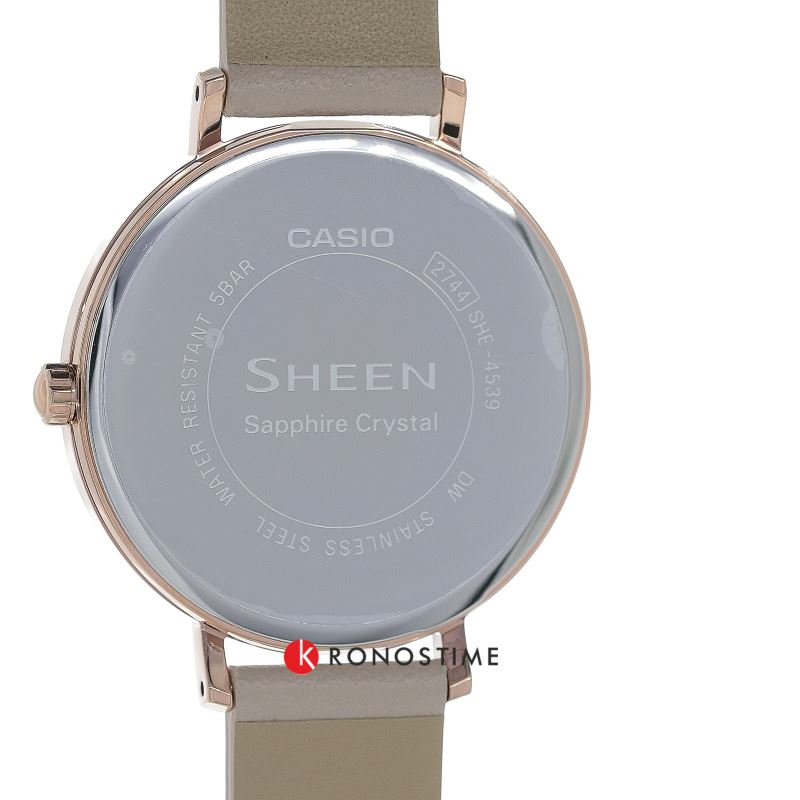 Фотография часов Casio Sheen SHE-4539CGL-7AUDF_25