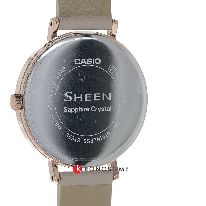Фотография часов Casio Sheen SHE-4539CGL-7AUDF_26