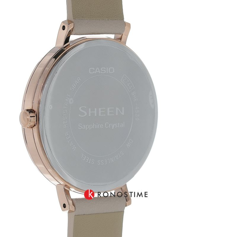 Фотография часов Casio Sheen SHE-4539CGL-7AUDF_28